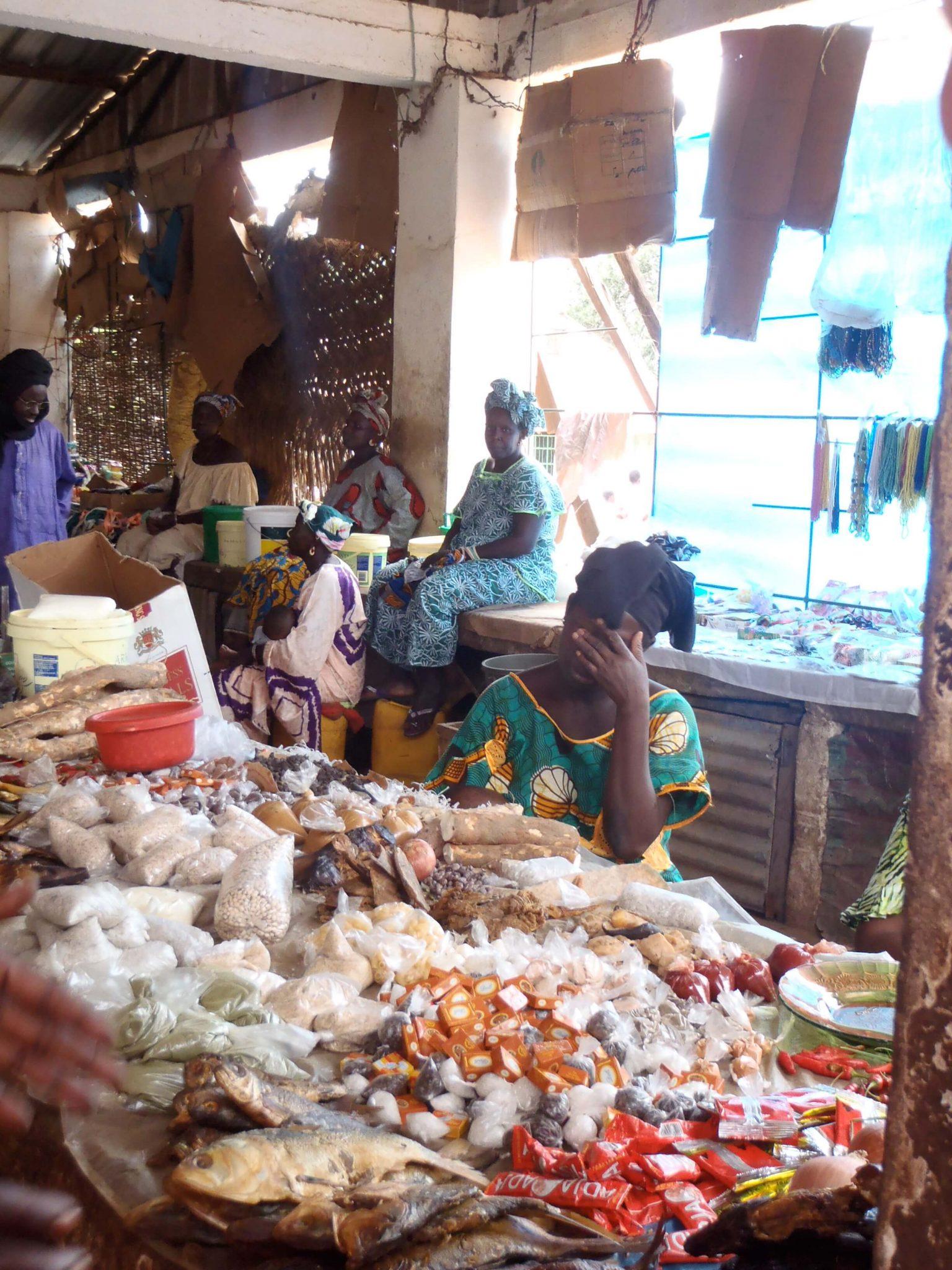 Mercado Gambia