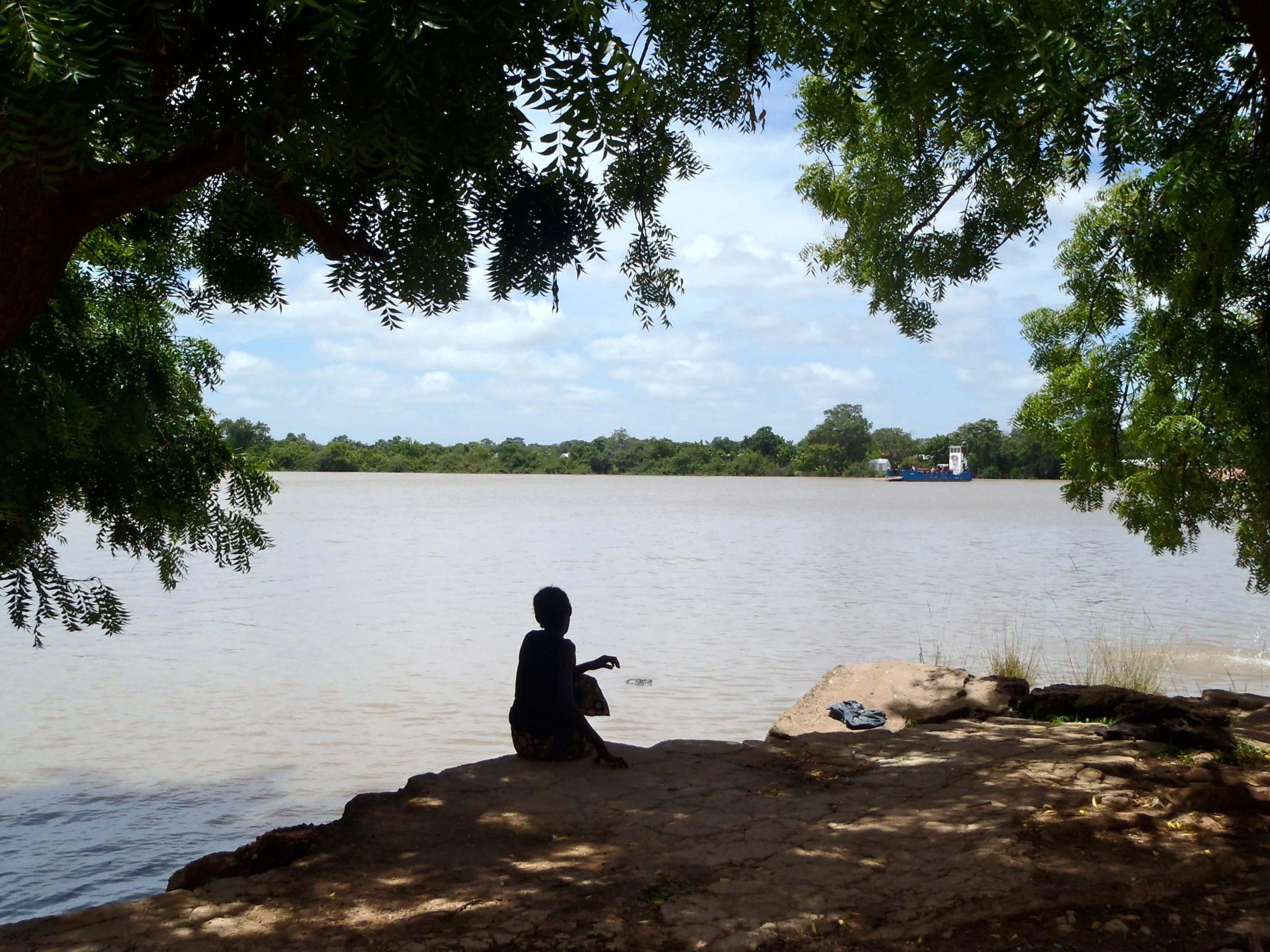 Experimentando El Origen Del Mundo: Jang Jang Bureh Camp (Gambia)
