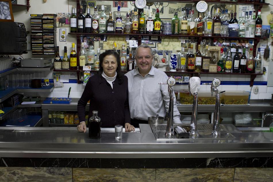 Vinos Sagasta, El Bar Madrileño Del 'vermú' Y Del Amor…