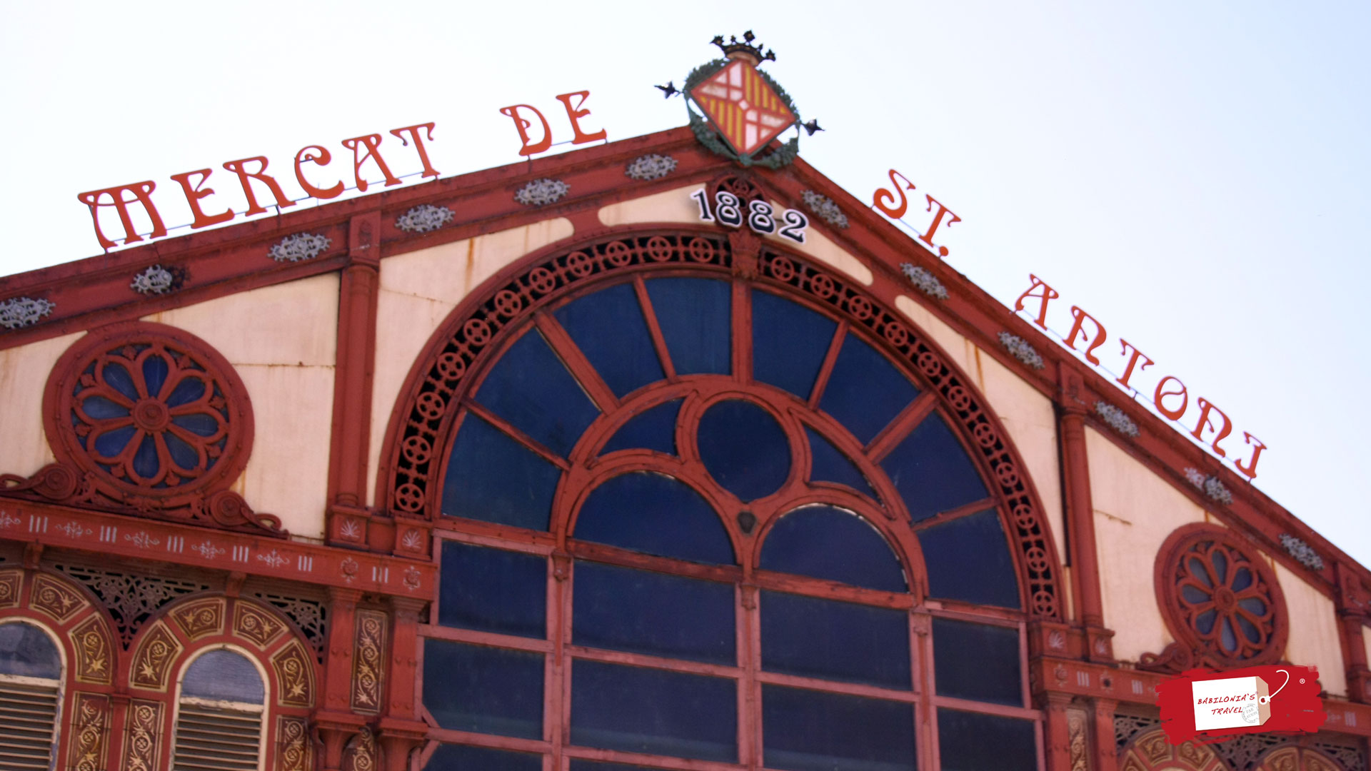 El 'sile, Nole' Del Mercat De Sant Antoni