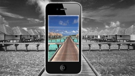 Smartphone Travel 460×259
