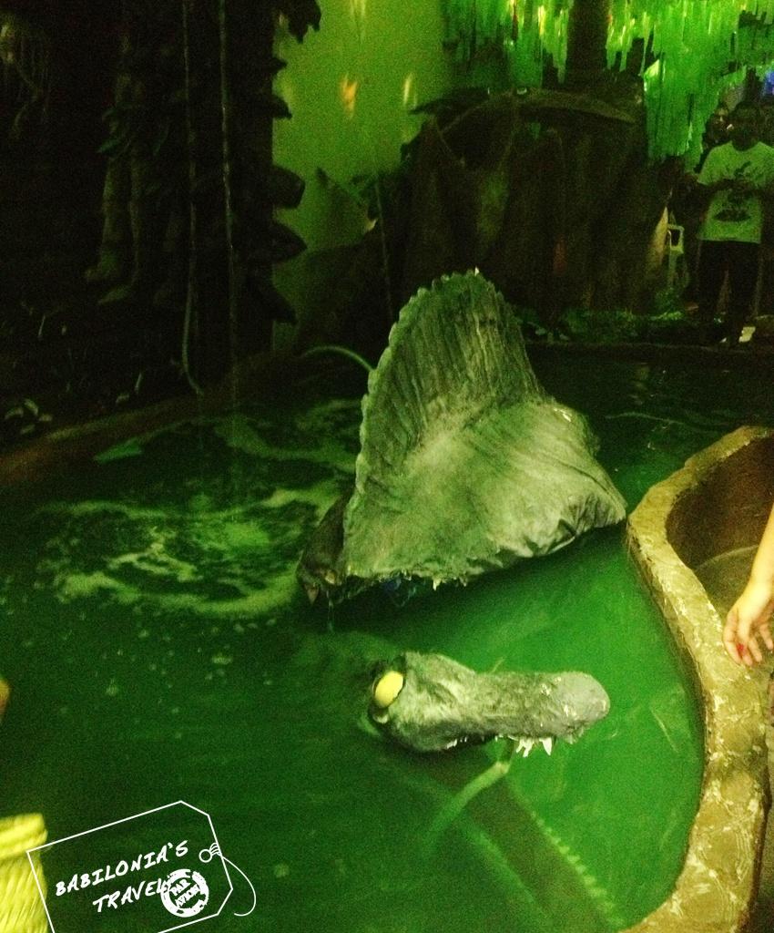 Lagos Con Dinosaurios