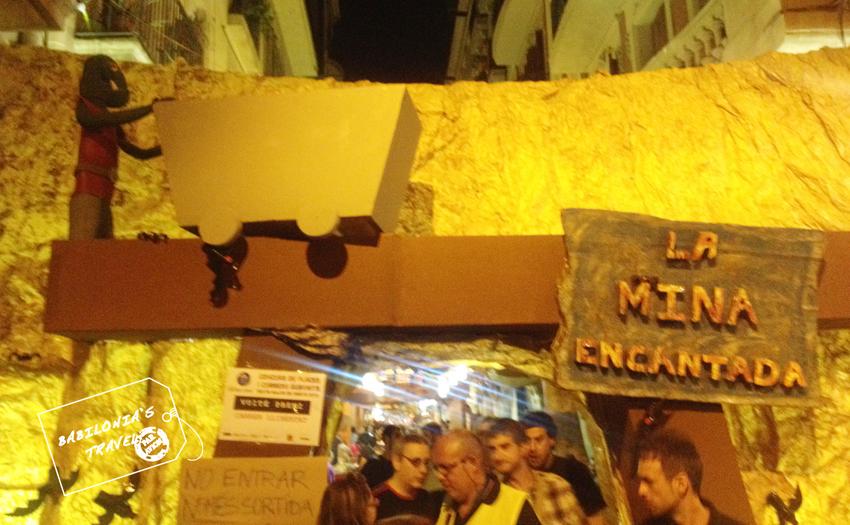 Minas En Plena Calle