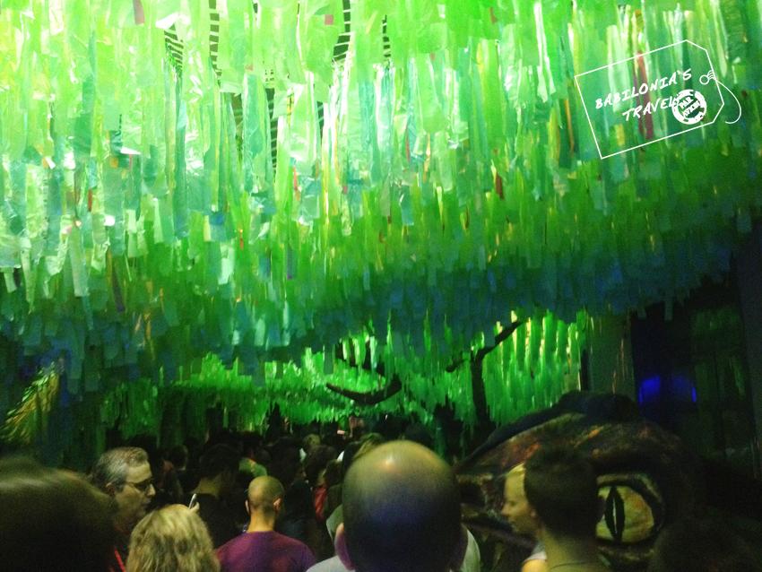 Selva De Plástico