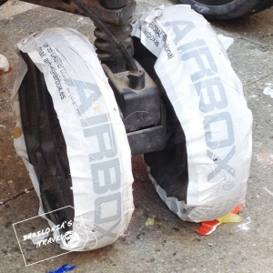 Protege tus ruedas
