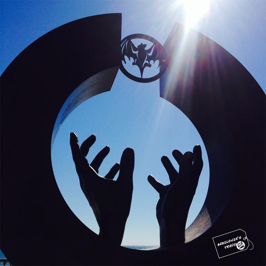Ron barcardi, monumento