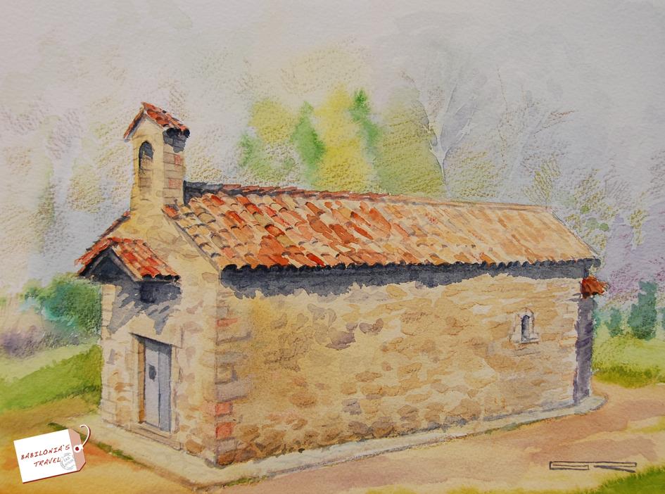40 Volcanes Y Una Iglesia En Un Cráter: La Garrotxa (Girona)