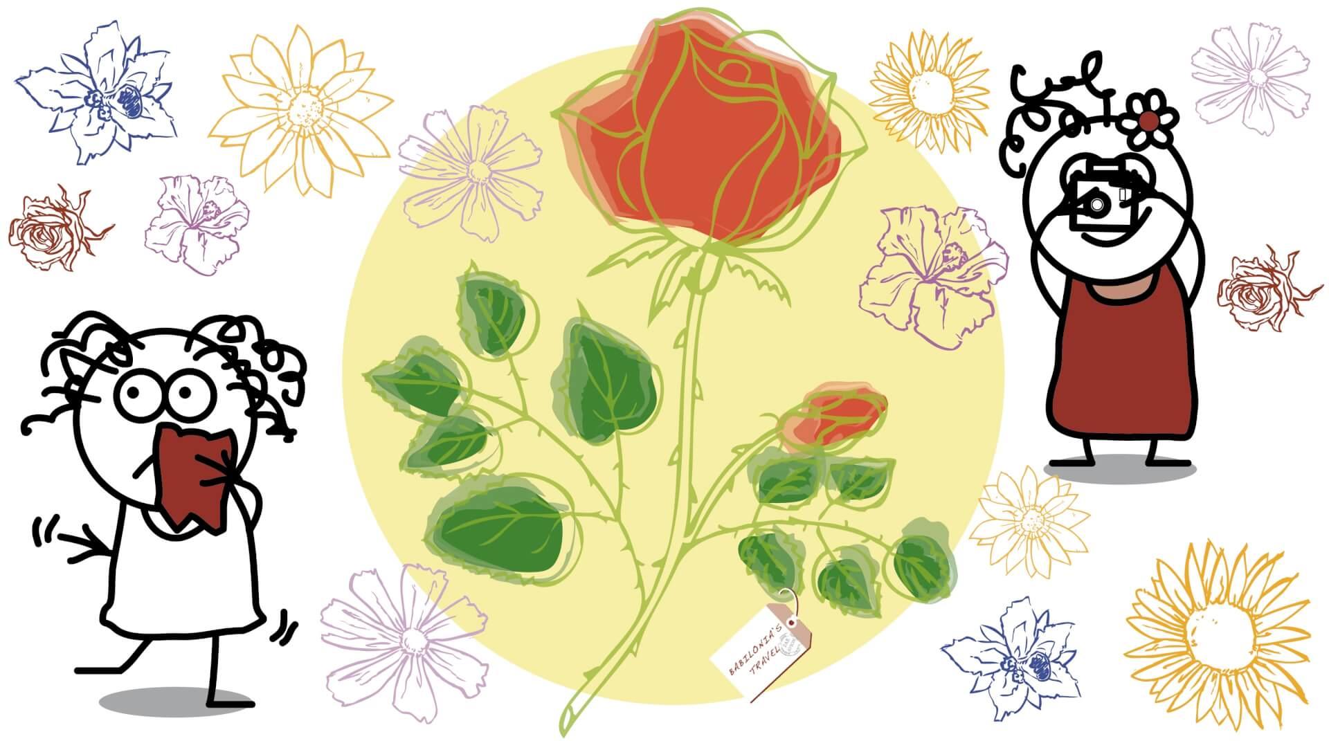No Apto Para Alérgicos, Sí Para Vitalistas: Temps De Flors (Girona)