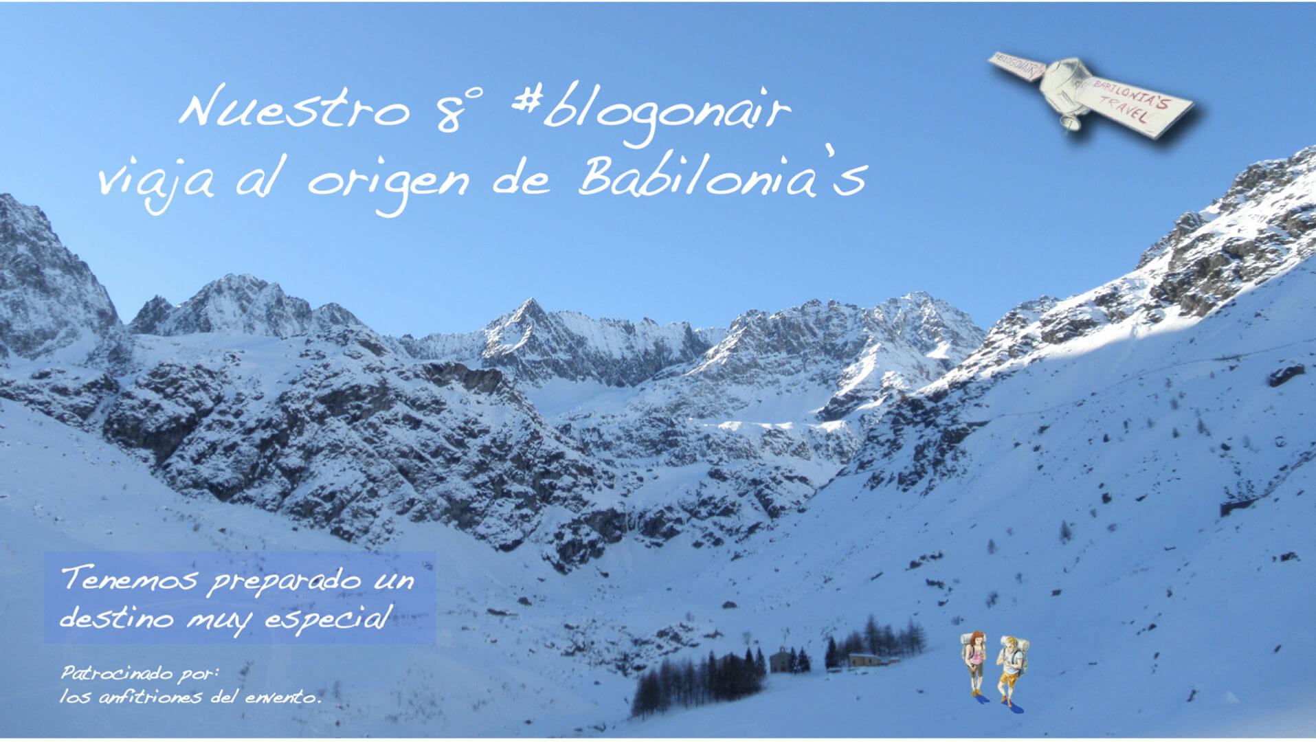 Un 8º #blogonair Al Origen De Babilonia's Travel (y Mucho Más)