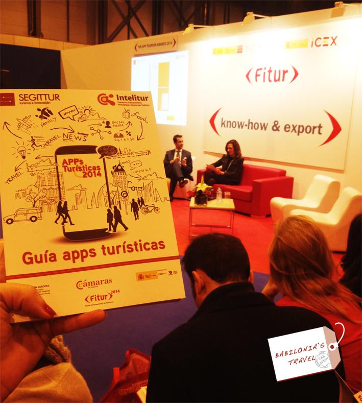 Presentación Libro Apps Turísticas