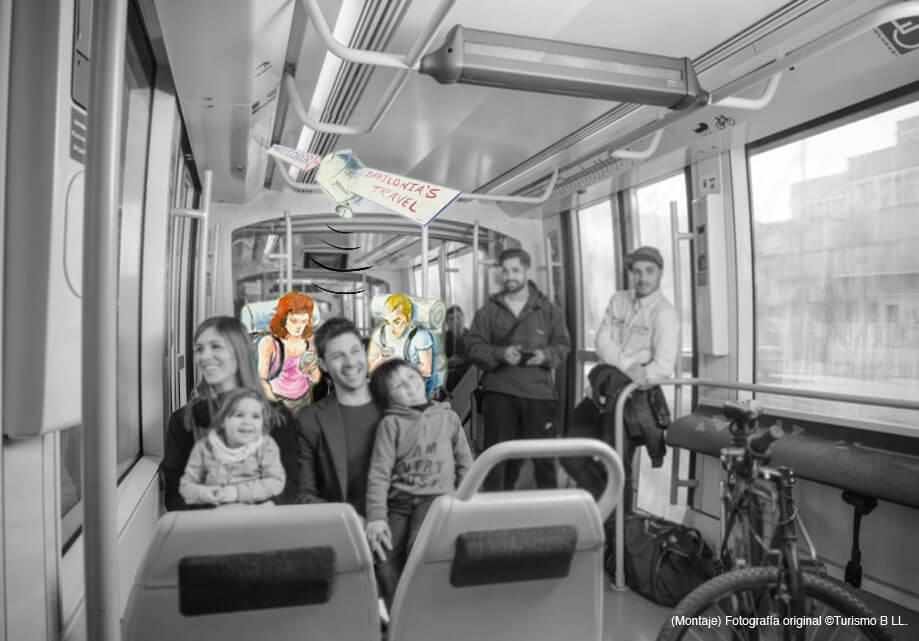 Un Viaje De #blogonair En Tranvía, ¡síguenos!