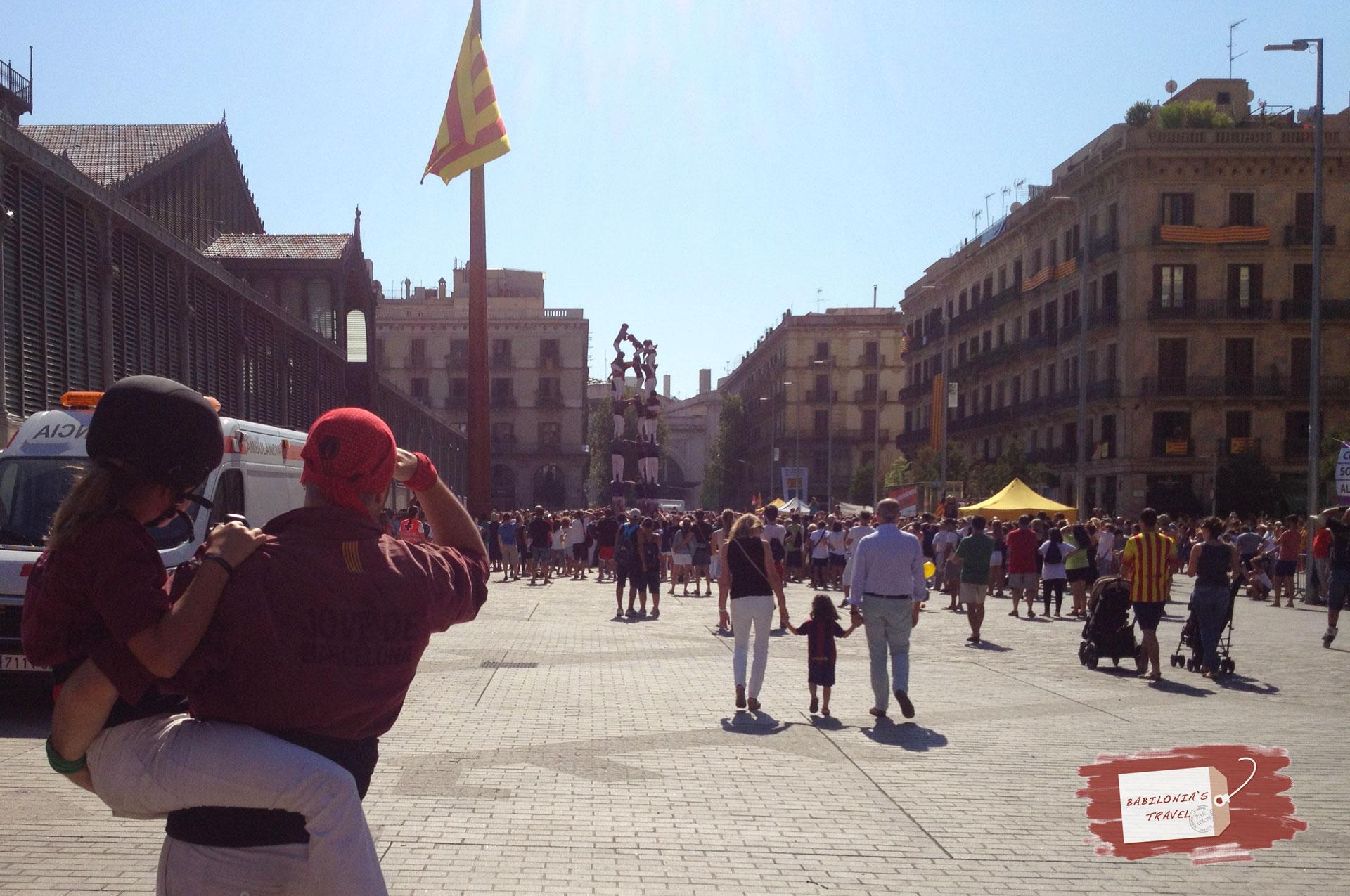 En Pro De La Historia Y La Cultura: Diada Catalunya