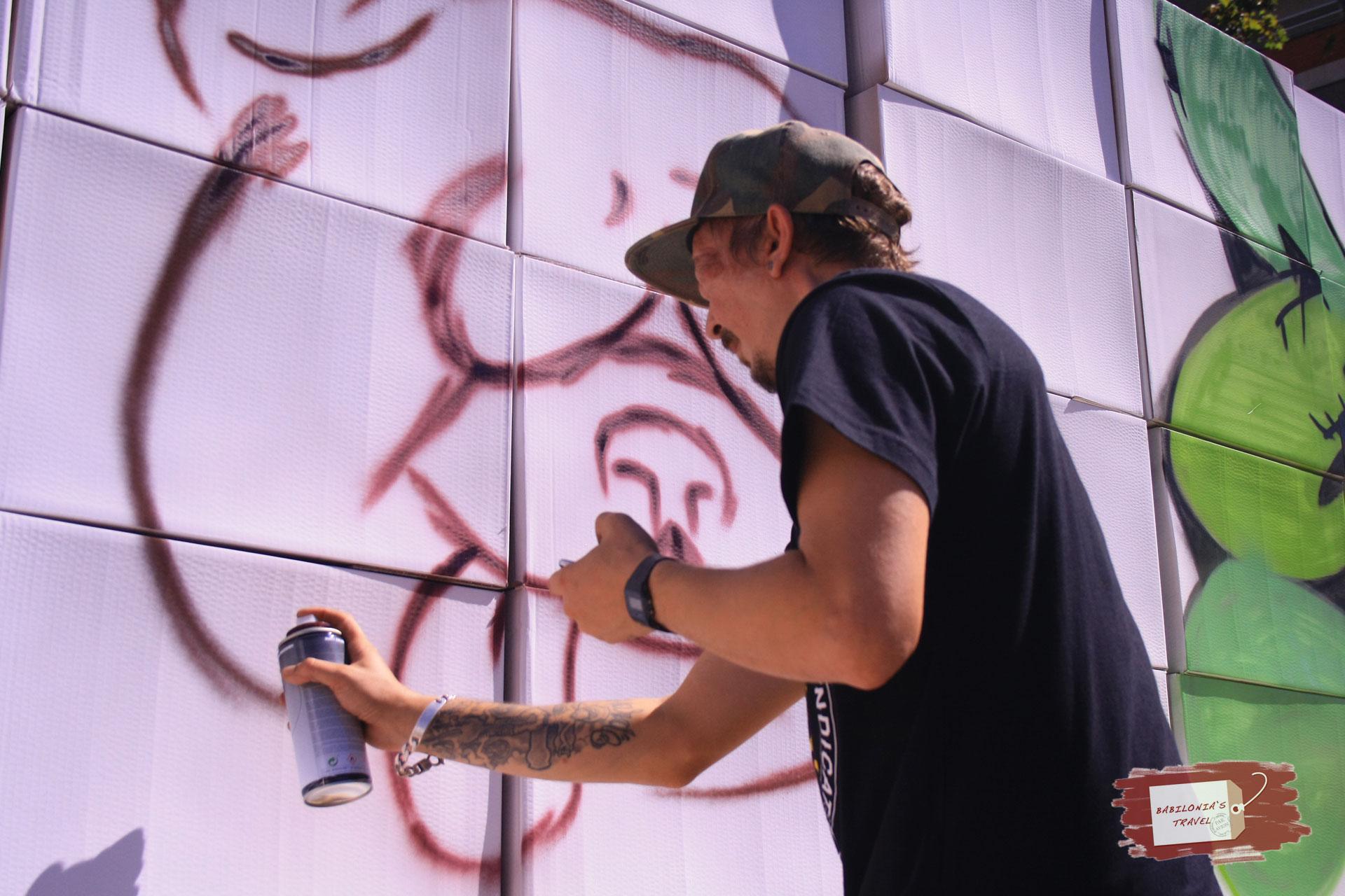 graffiti, txinorri