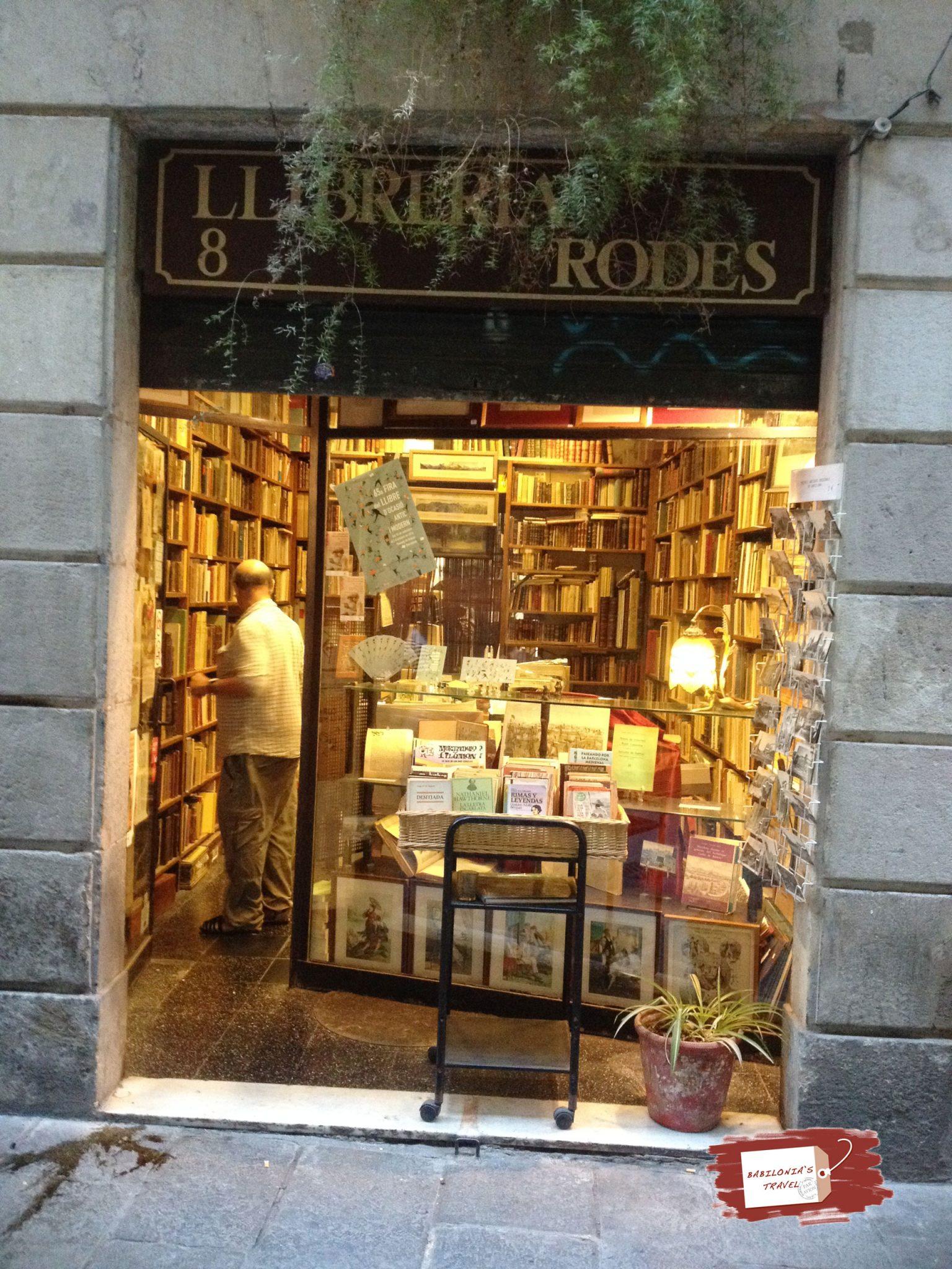 libreria rodes