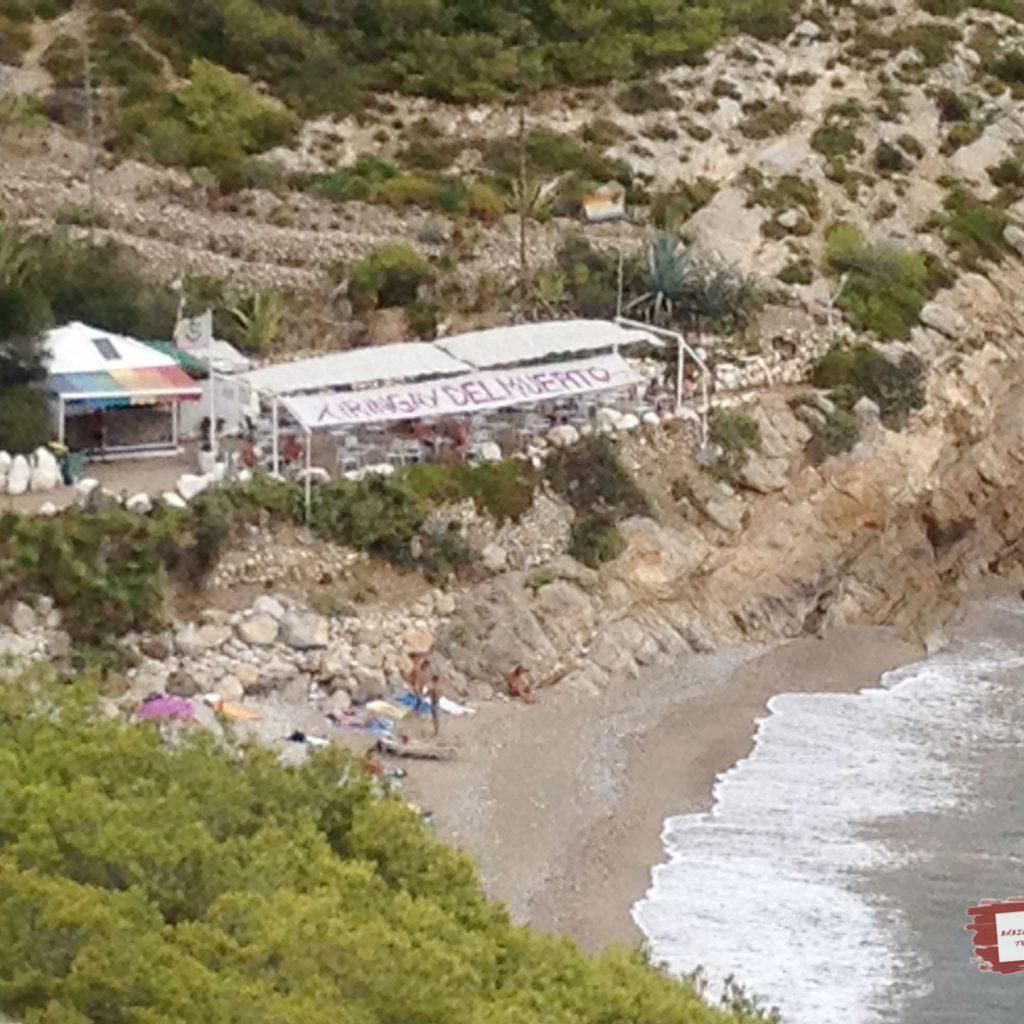Chiringuito Ruta Sitges Vilanova 28