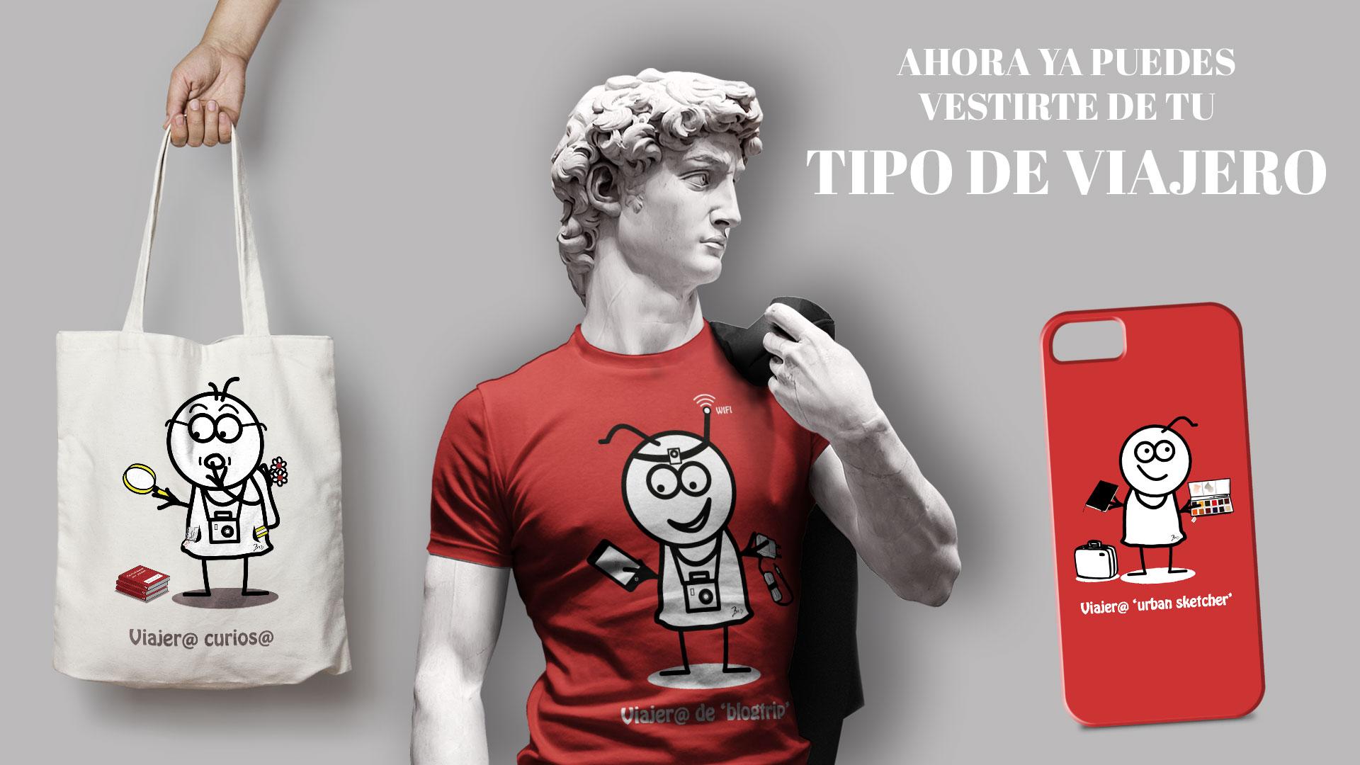 Camisetas Tienda