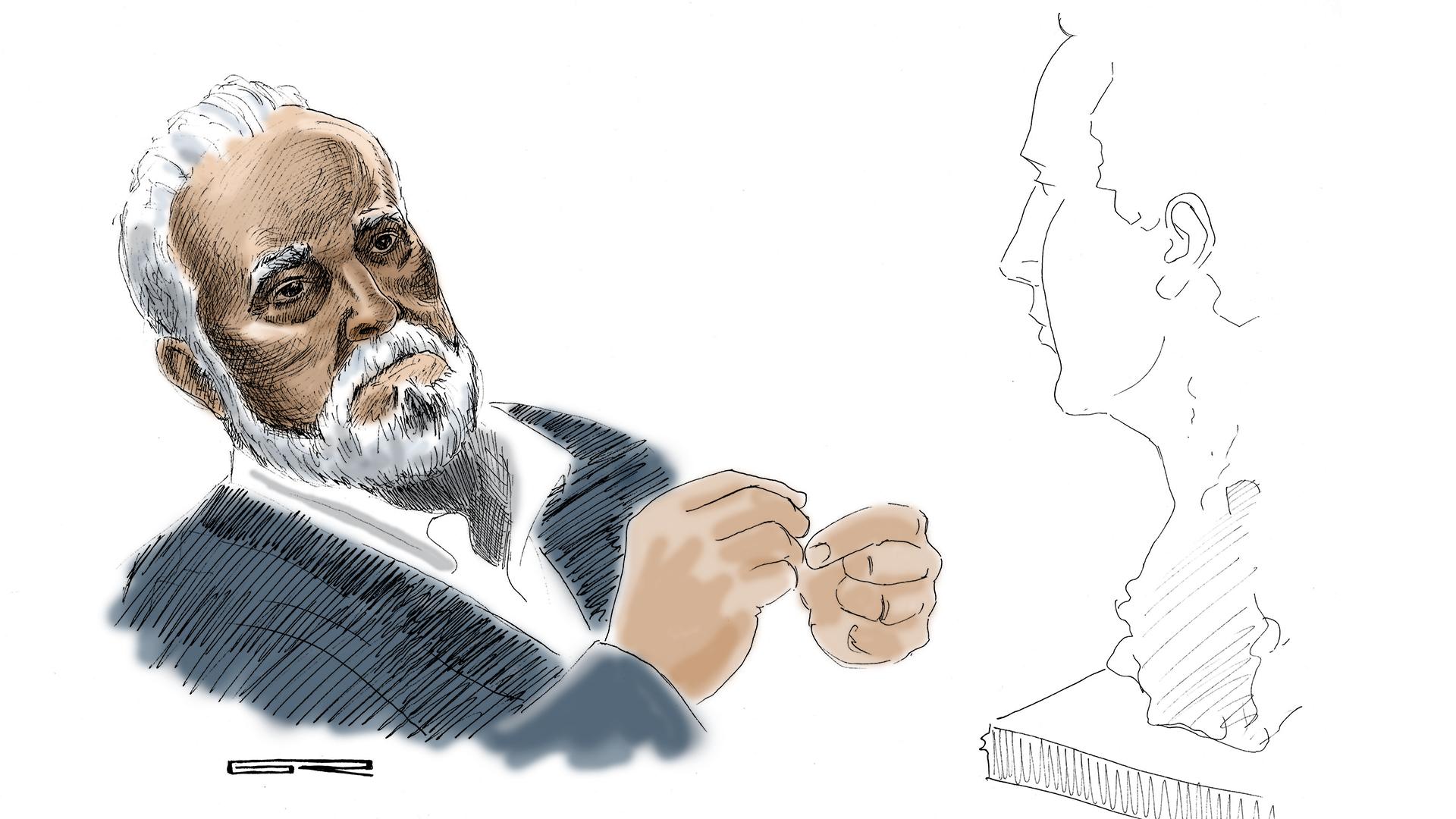 Jassans, La Antítesis De Rodin: El Escultor Renacentista Del S. XX