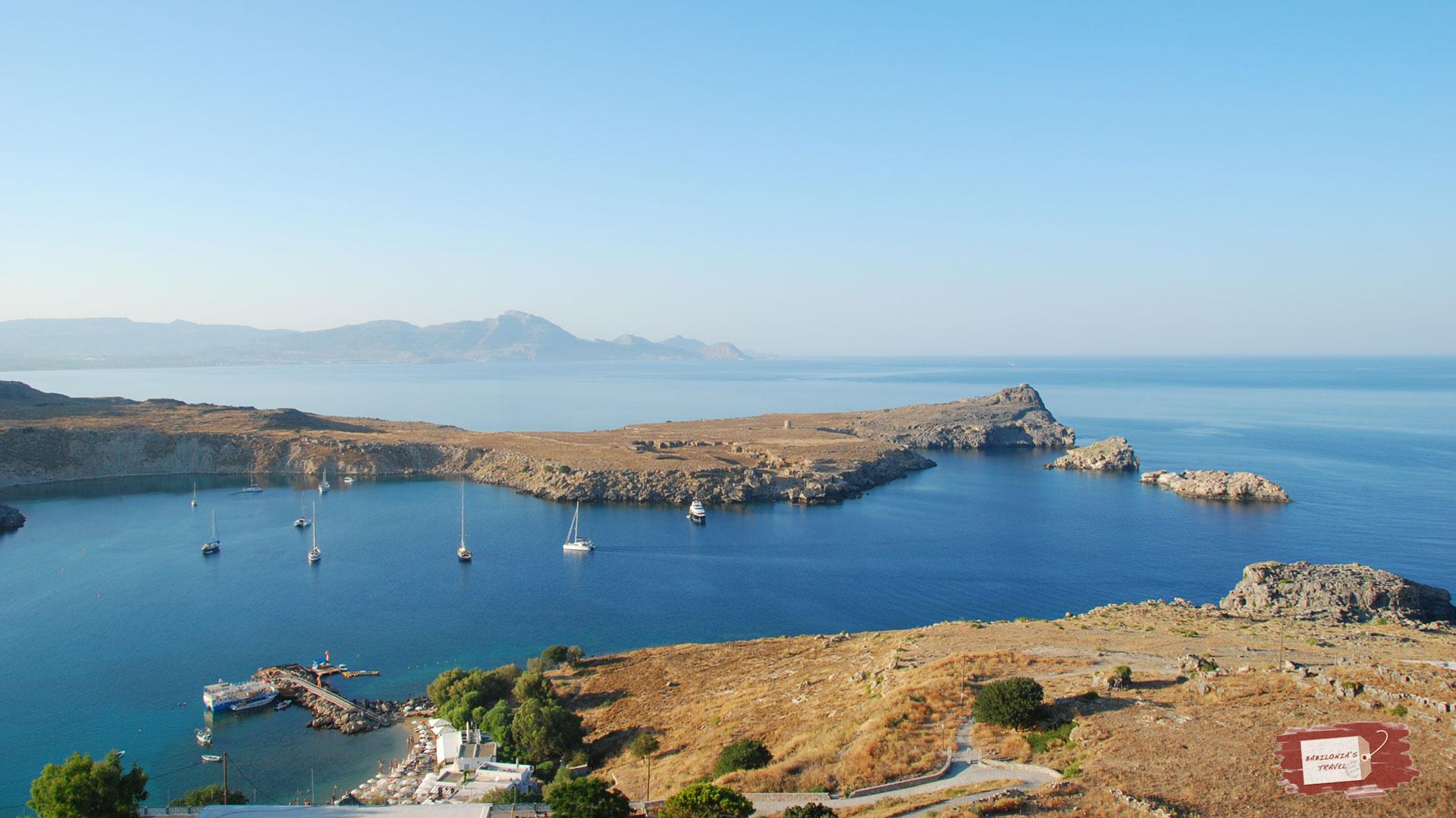 Andonis, El Don De La Hospitalidad En Rodas (Grecia)