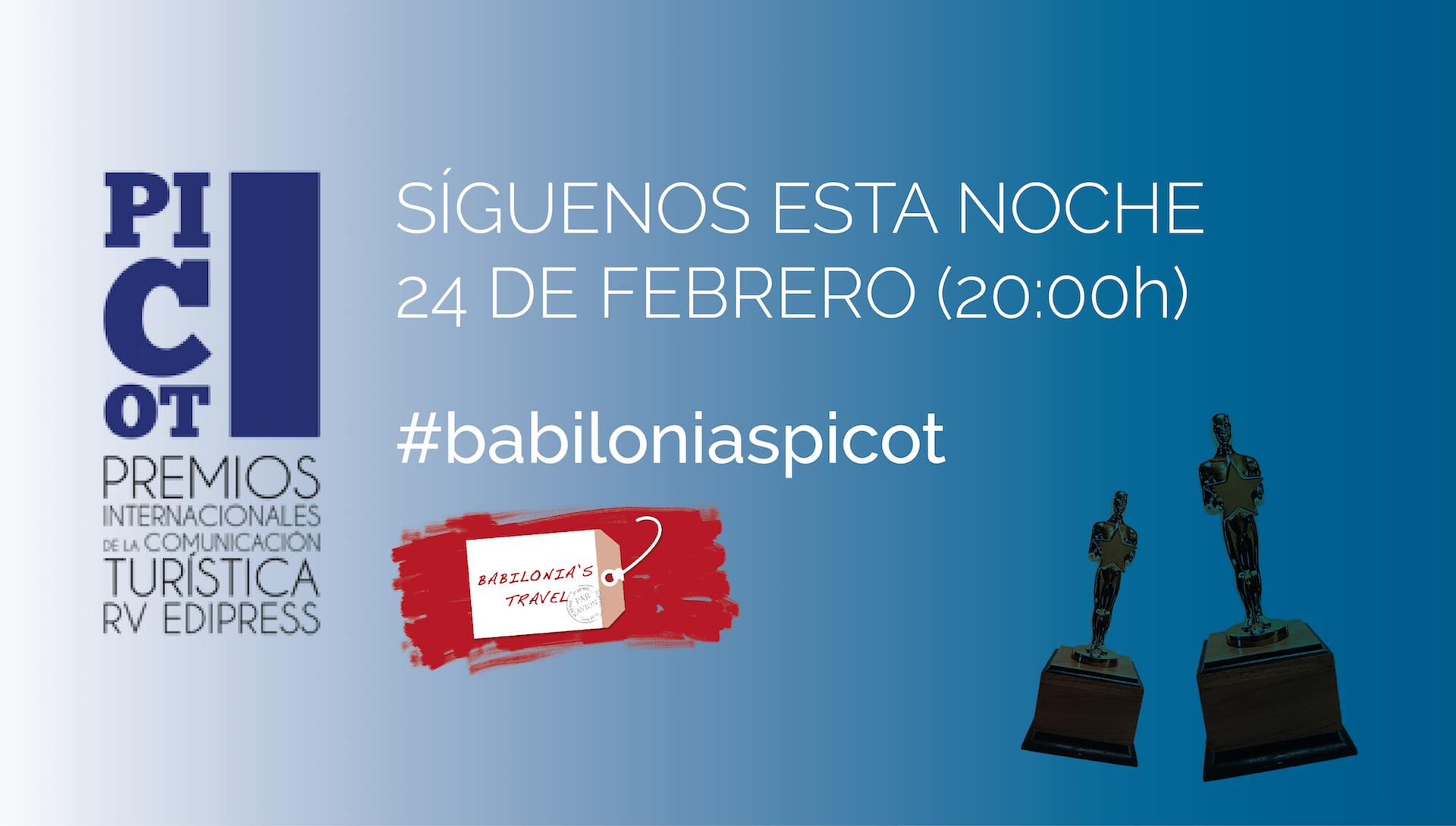 Los Oscars Del Turismo En Madrid: Premios PICOT