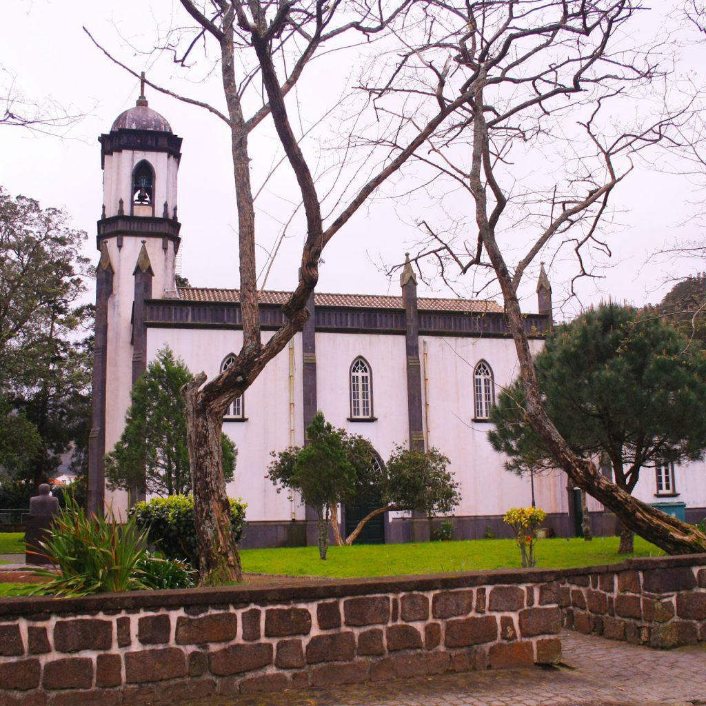 Iglesia Sete Cidades