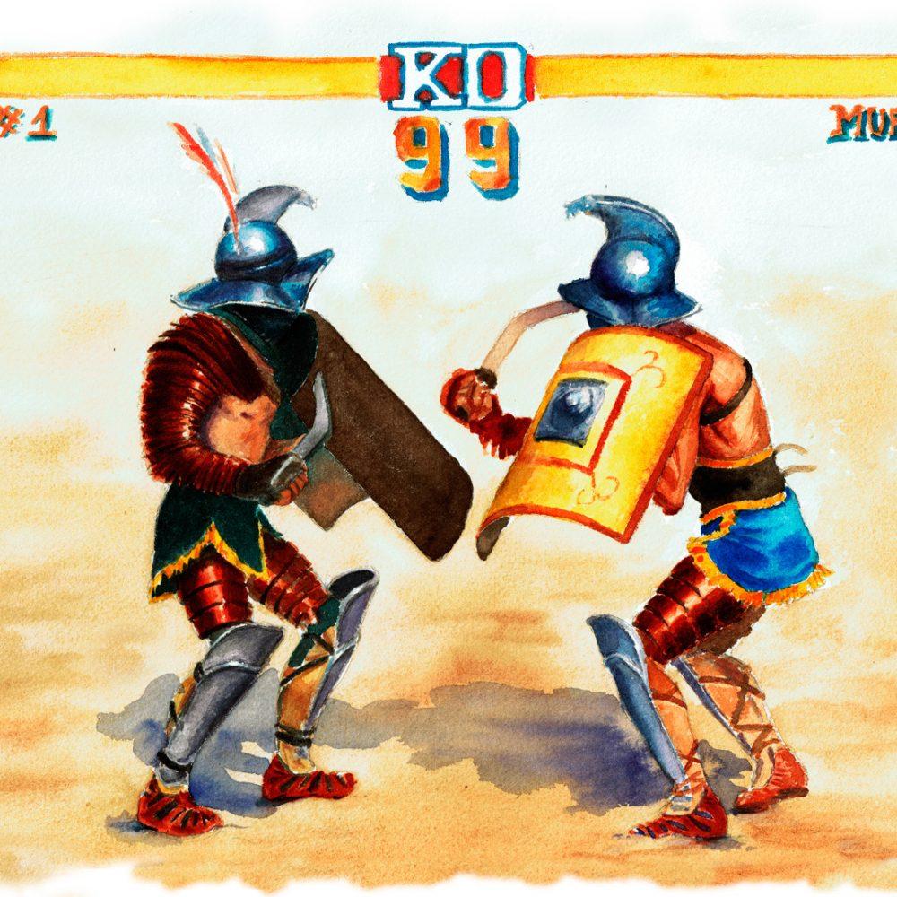 Lección De Historia Sin Libros (I): El Gladiador