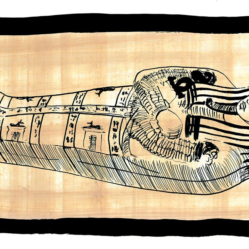 Lección De Historia Sin Libros (II): La Momificación En Egipto