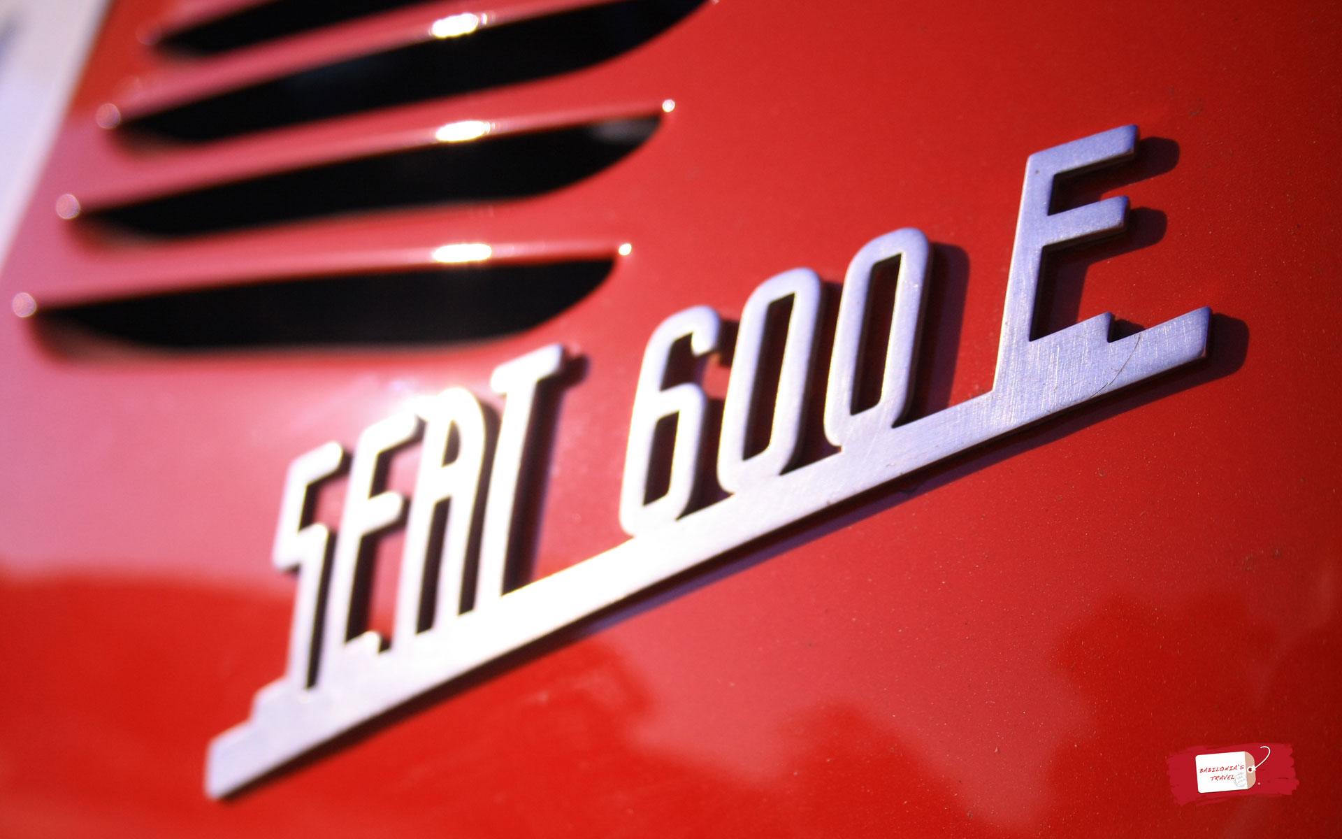 Logo Seat 600