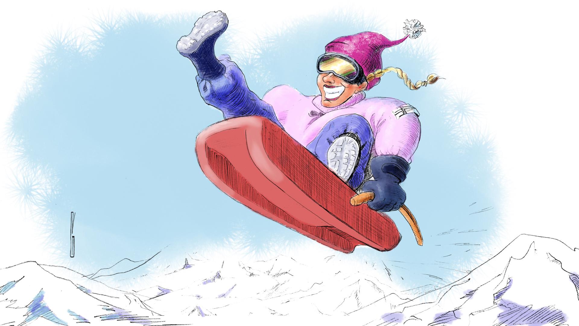 Nieve Trineo
