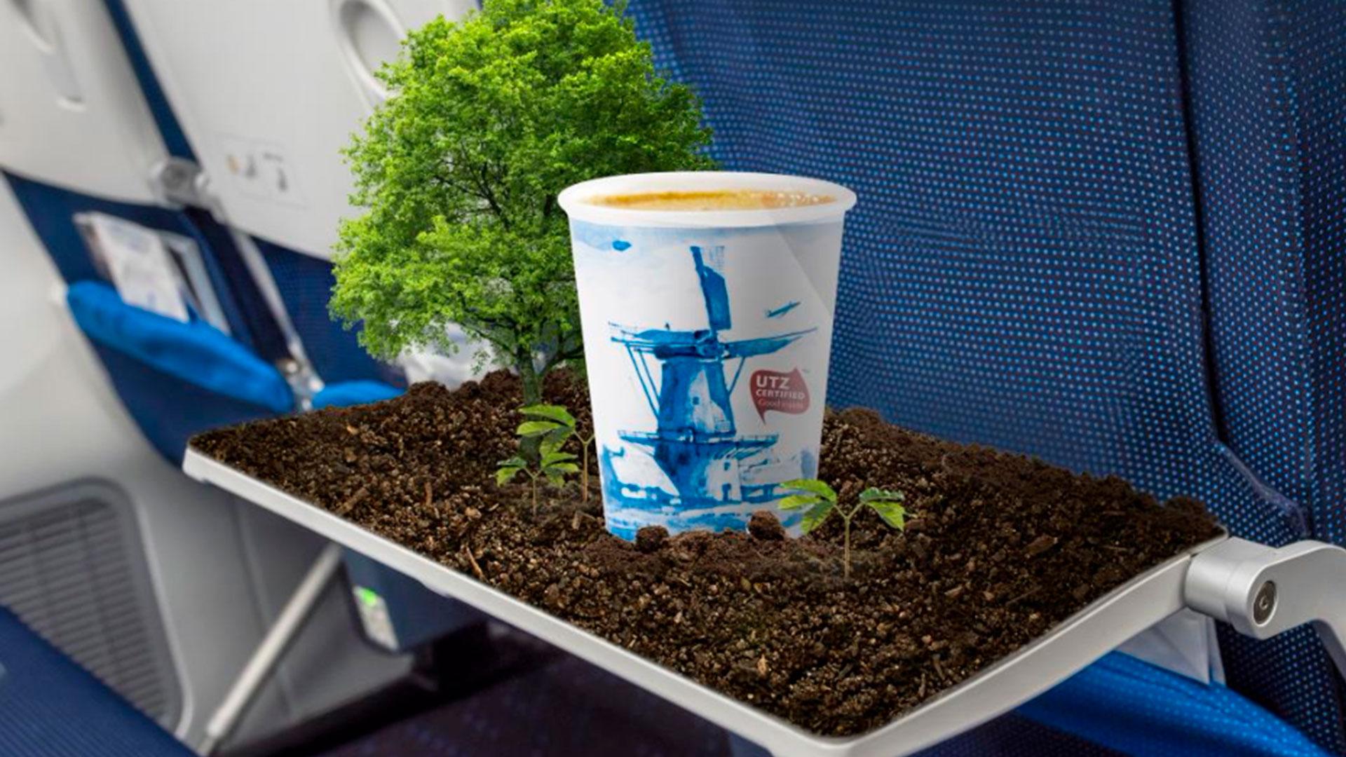 KLM Reducirá Un 20% Sus Emisiones De CO2 Para 2020