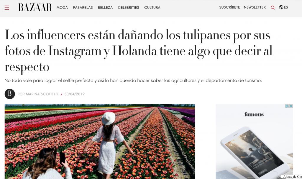 holanda tulipanes