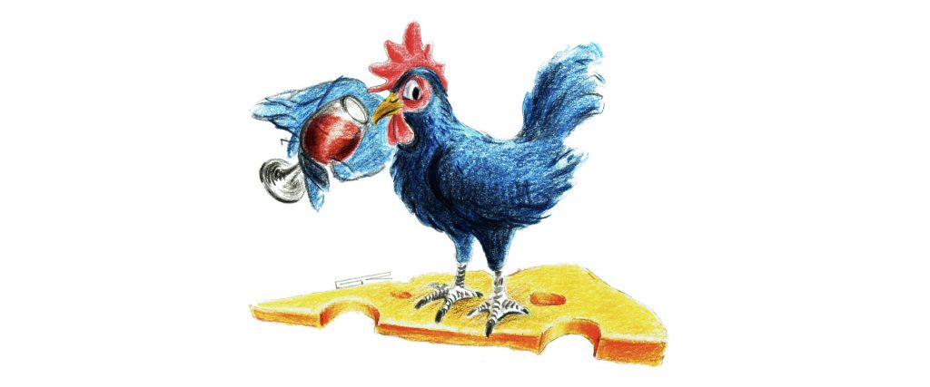 gallo penedes