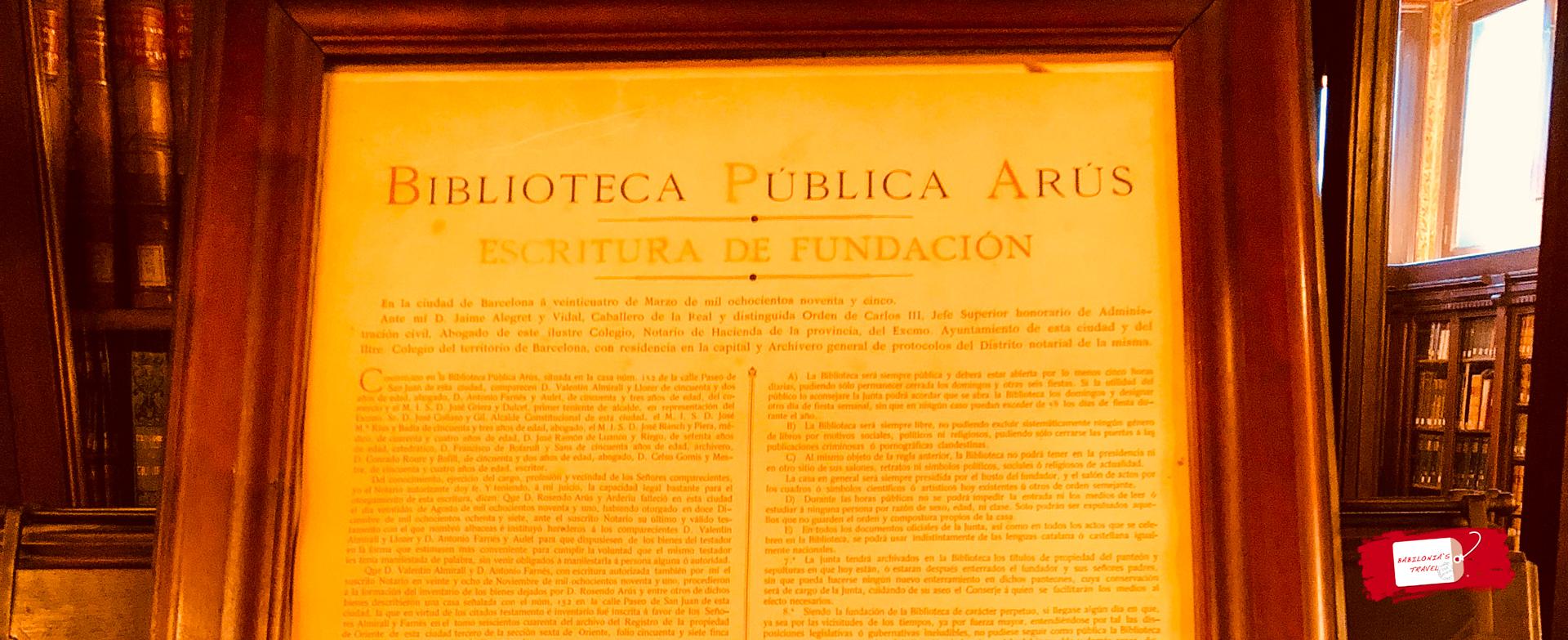 Biblioteca Arus