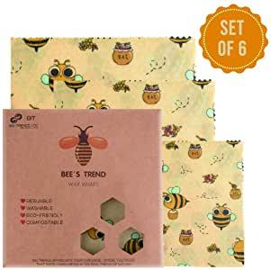 papel cera de abeja