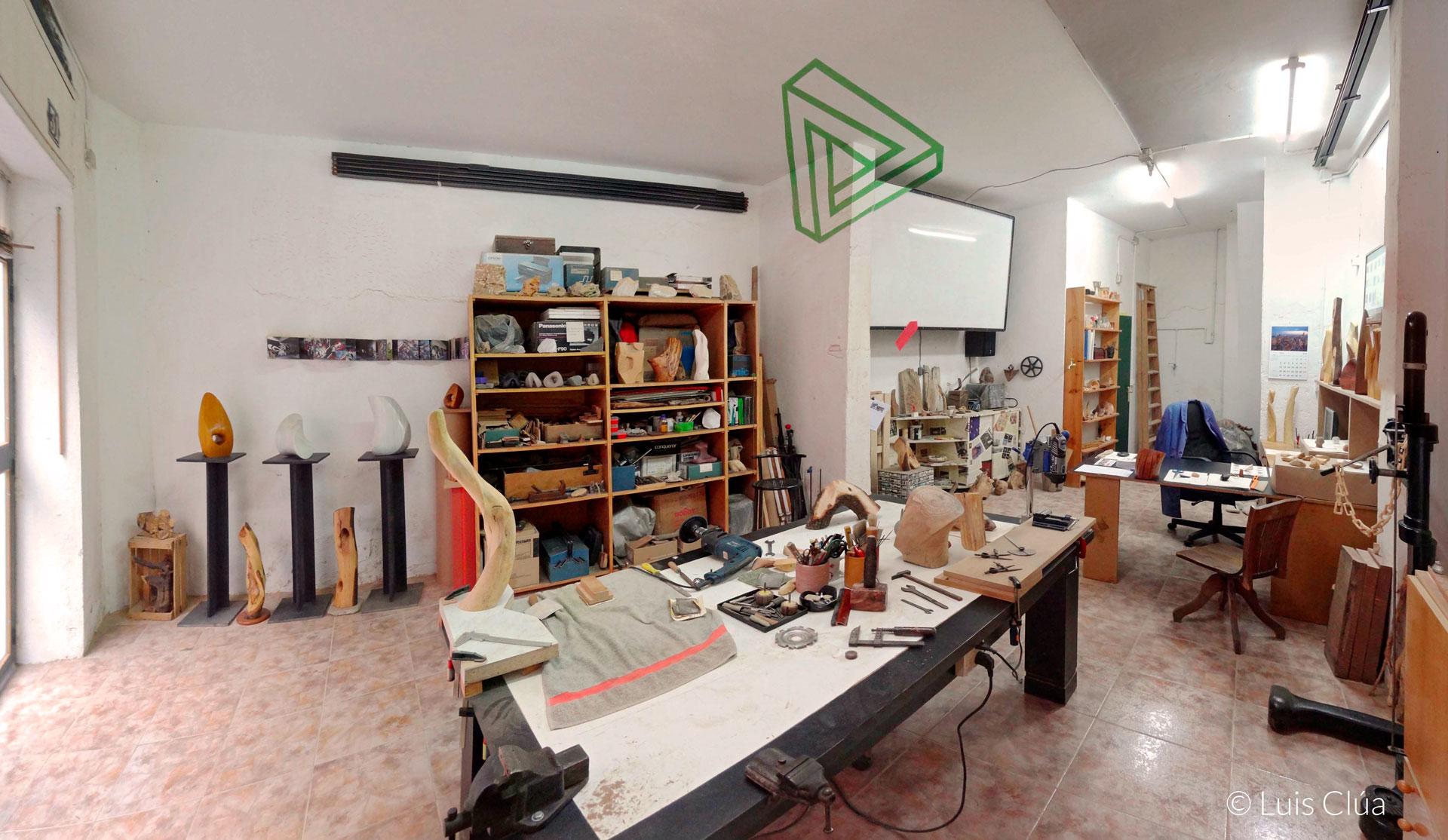 taller escultor barcelona