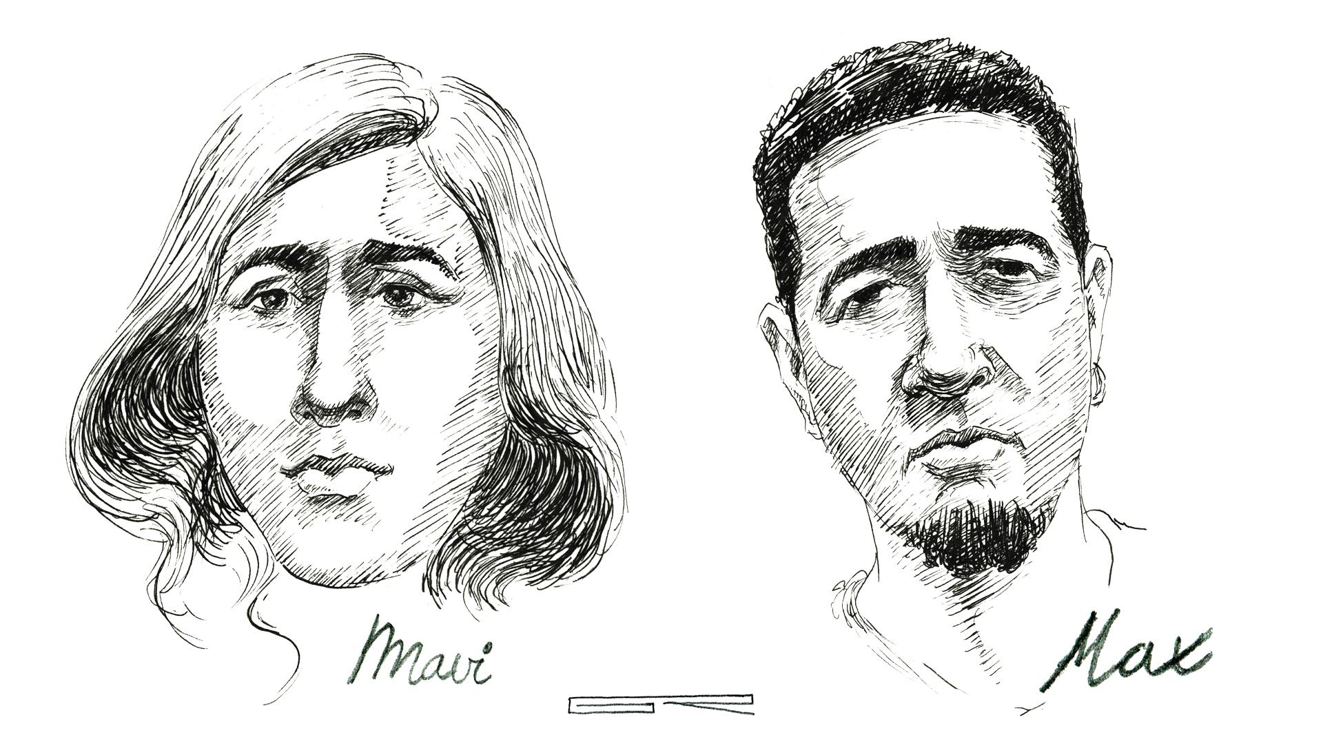 Mavi Villatoro Y Max López